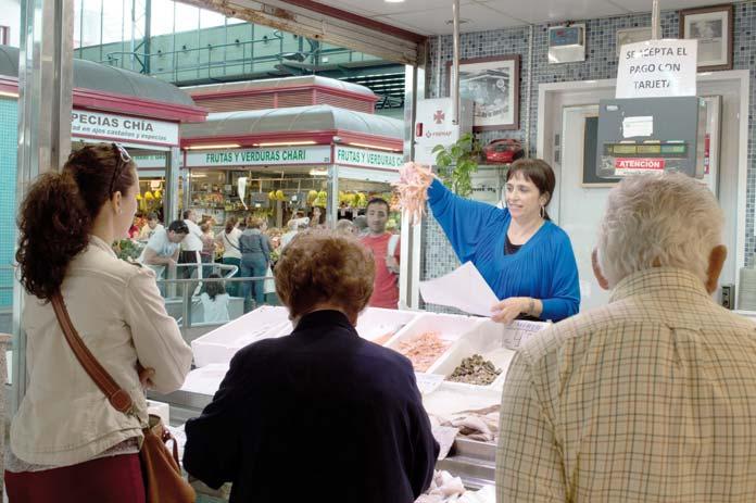 mercados municipales de abastos