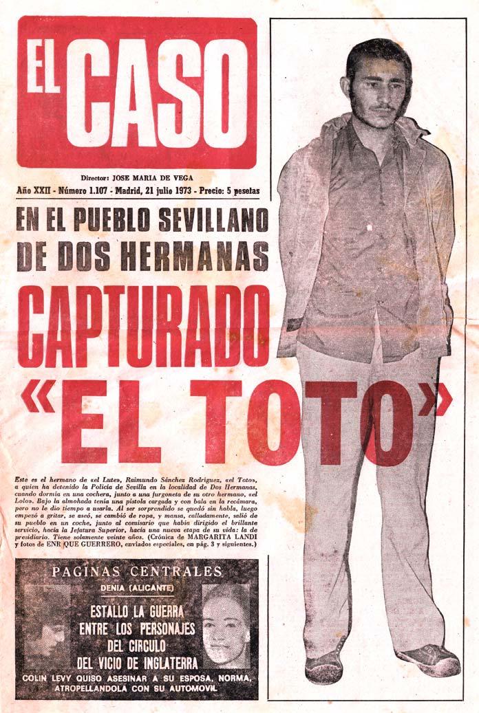 """Raimundo Sánchez """"El Toto"""""""