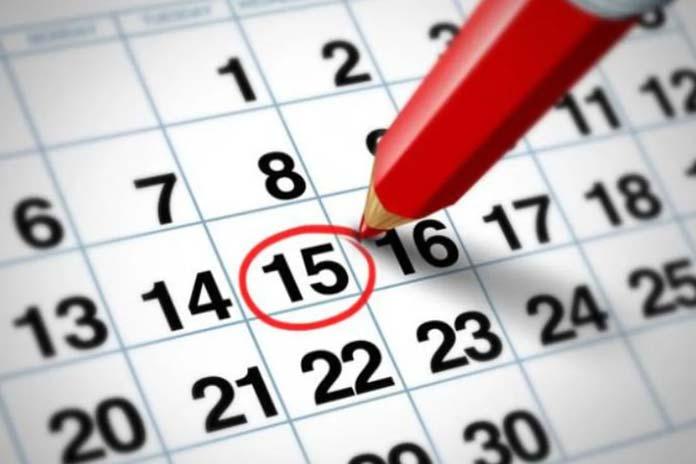 calendario escolar 2021/2022