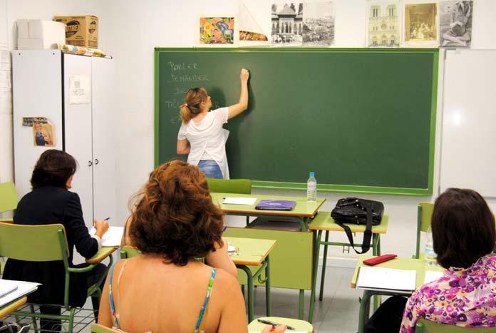 Modalidades de enseñanza