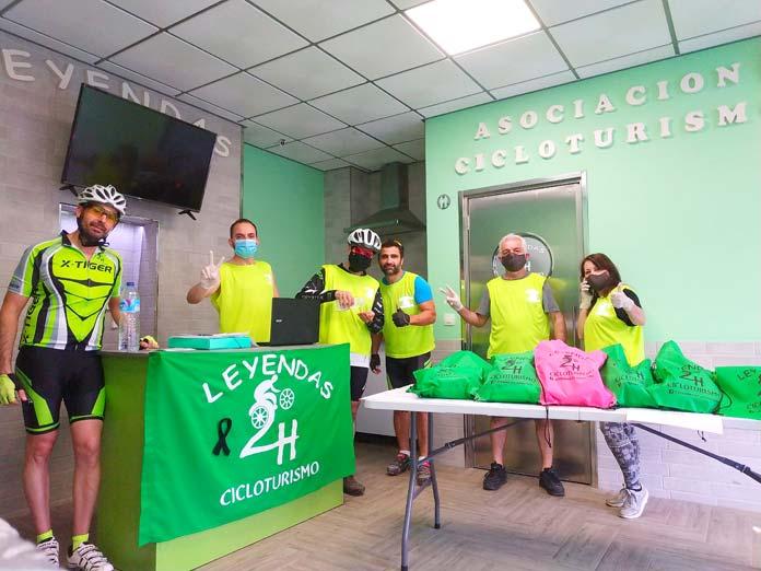 8ª Marcha Cicloturista a Sanlúcar de Barrameda