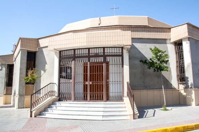 parroquias del Rocío y del Amparo