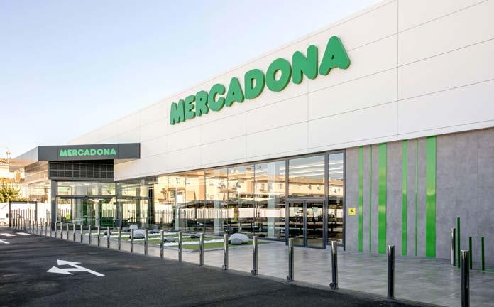 Nuevo supermercado de Mercadona