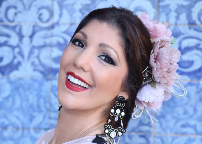 La cantante Joana Jiménez