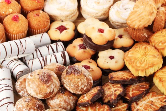 dulces de las Carmelitas