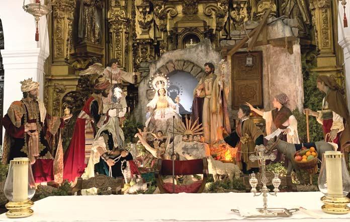 El Belén de Santa María Magdalena