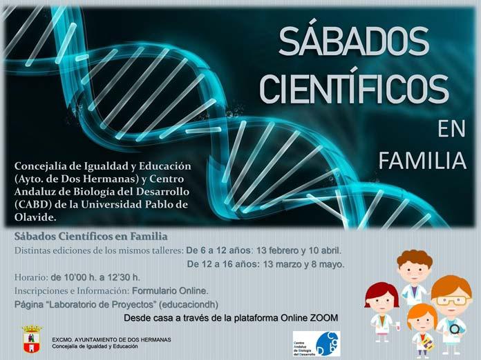 Sábados científicos en familia