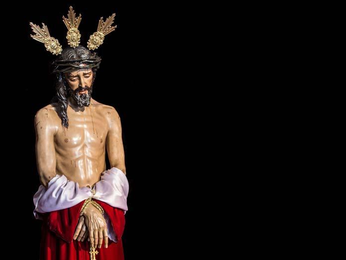 veneraciones a Imágenes nazarenas