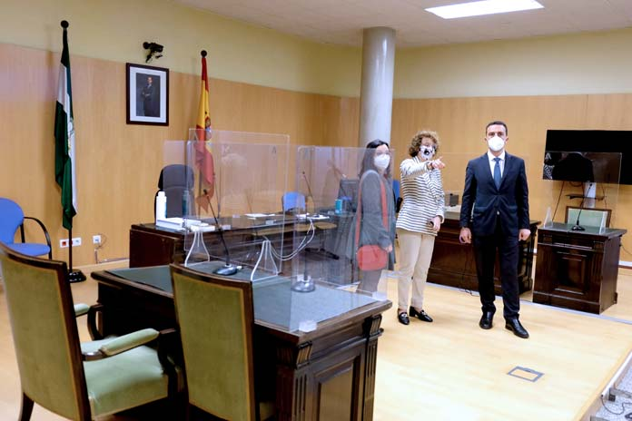 juzgados de Dos Hermanas