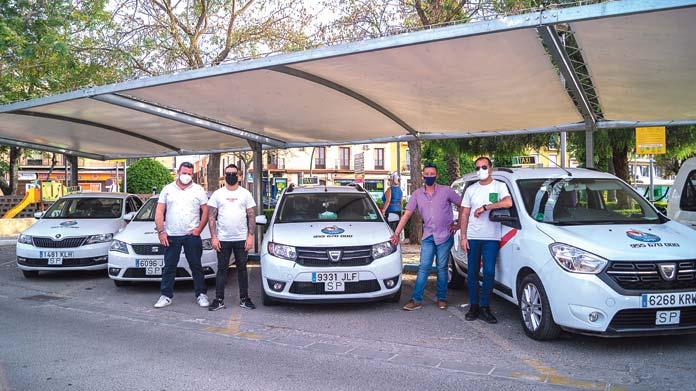taxi en Dos Hermanas