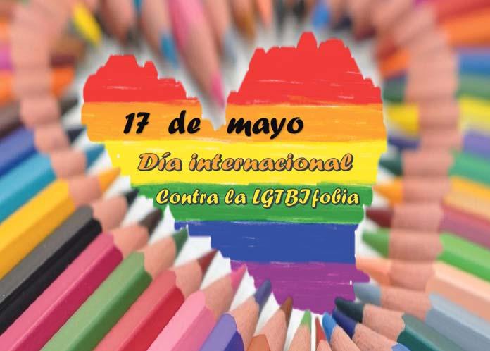 Día Internacional contra la Homofobia y Transfobia