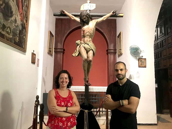 Mª Jesús Pérez y Marcos A. Moreno