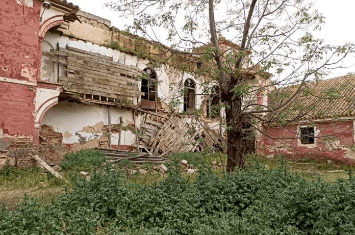 Hacienda de Ibarburu