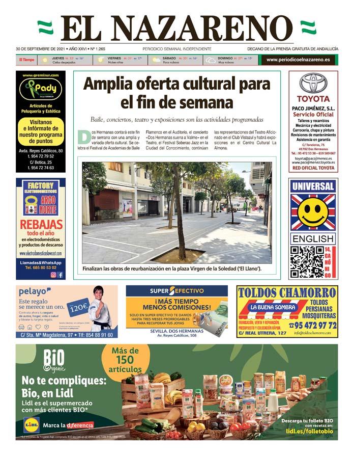 Periódico El Nazareno nº 1.265