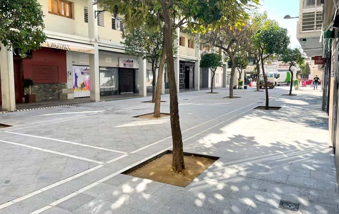 calle Virgen de la Soledad